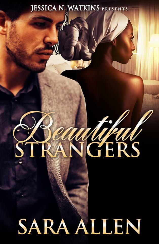 New Interracial Romance: Beautiful Strangers by SaraAllen-Bouda