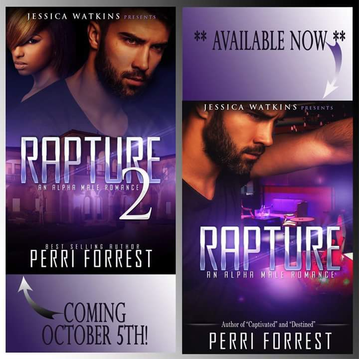 New Interracial Romance : Rapture 2 by PerriForrest
