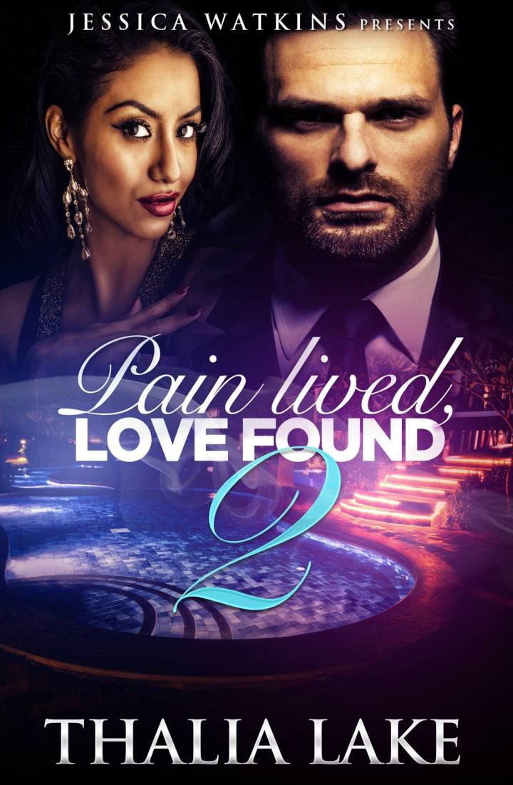 New Interracial Romance: Pain Lived, Love Found 2 by ThaliaLake