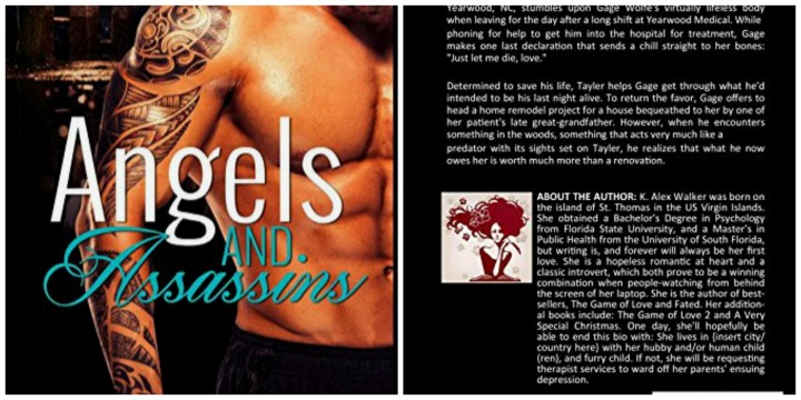 Giveaway – Day SEVEN!! ^_^: Signed Copy of Angels andAssassins