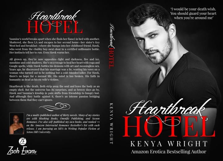 Heartbreak Hotel by Kenya Wright (sneak peek) Coming 12.04.2017