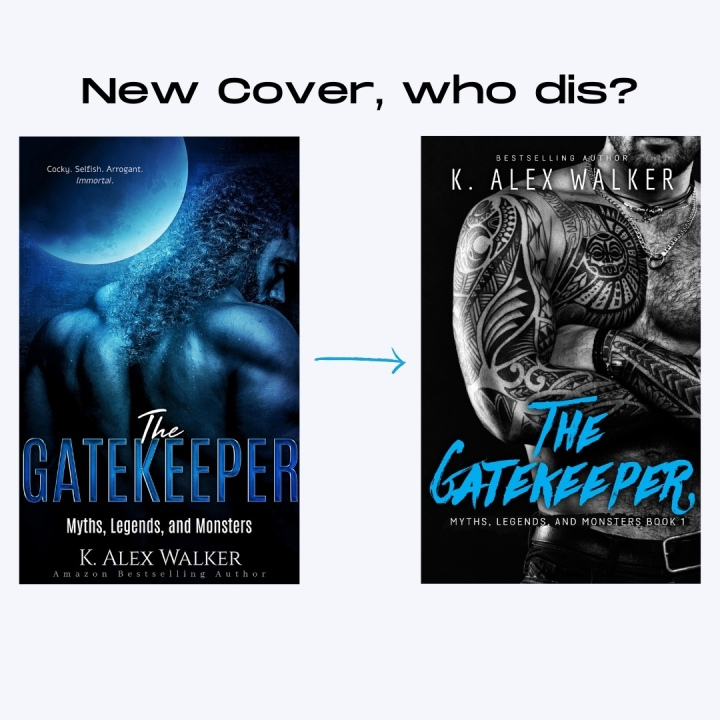The Gatekeeper – Cover Update