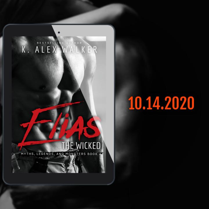 Elias The Wicked: A BWWM Interracial ParanormalRomance